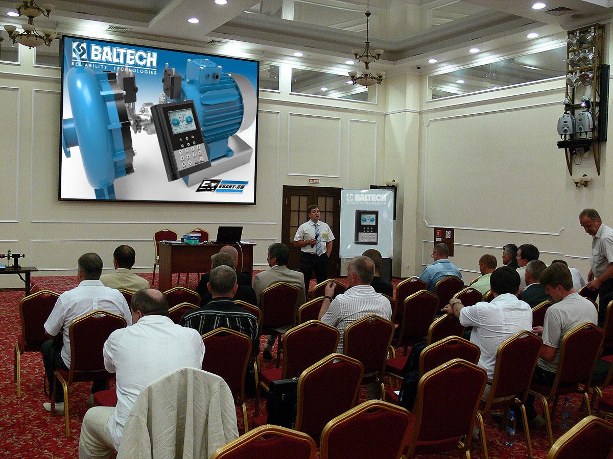КВАНТ-ЛМ-Ех, обучение механиков по ремонту и сервису насосов, компрессоров, электродвигателей, редукторов