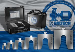 Центровка валов по полумуфтам, центровка муфт, центровка полумуфт, протокол центровки, BALTECH-23458N