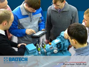 Центровка деталей, обучение метрологов, проверка интерферометром станочного оборудования, ремонт станков