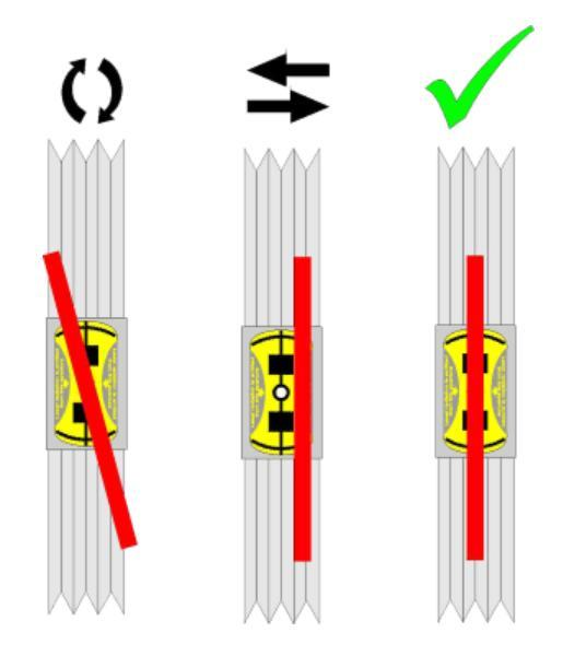 Центровка приводов, выверка лазерная шкивов ременных передач, BALTECH, Fixturlaser PAT 2