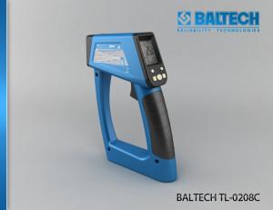 Пирометры, термометр дистанционный электронный BALTECH TL-0208C